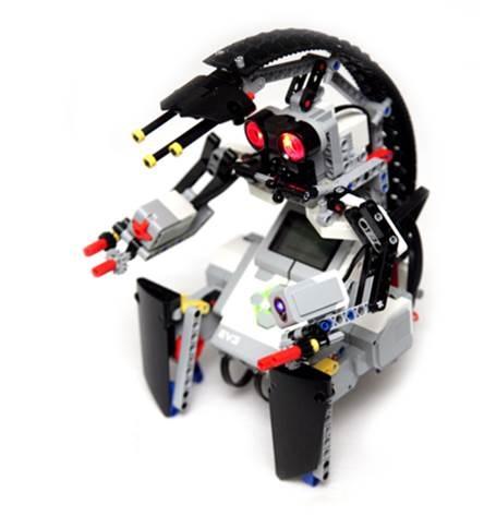 Lego Robotics | LIFT Enrichment