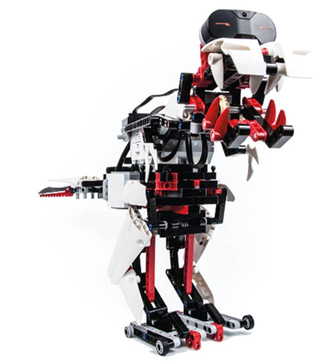 Lego Robotics | LIFT Enrichment