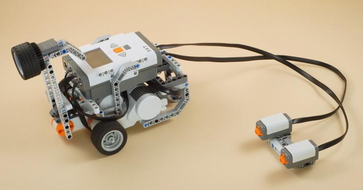 Lego Robotics Lift Enrichment