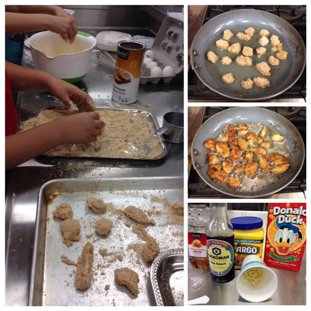 Orange Chicken Step By Step