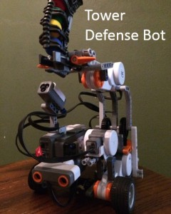 Tower Defense Bot
