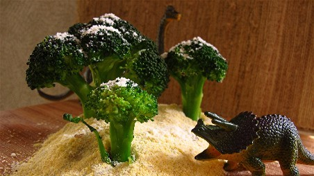 dinosaur broccoli
